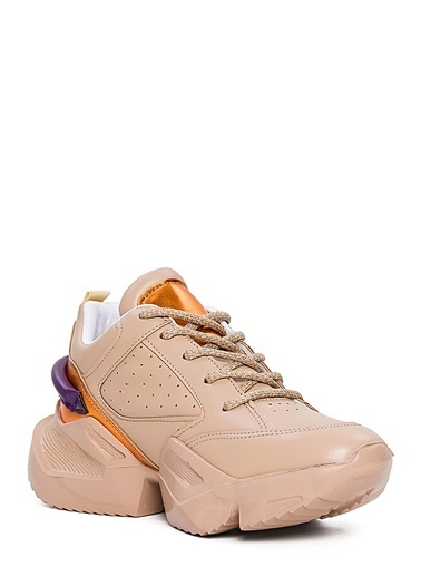 Sole Sisters Sneakers Pudra